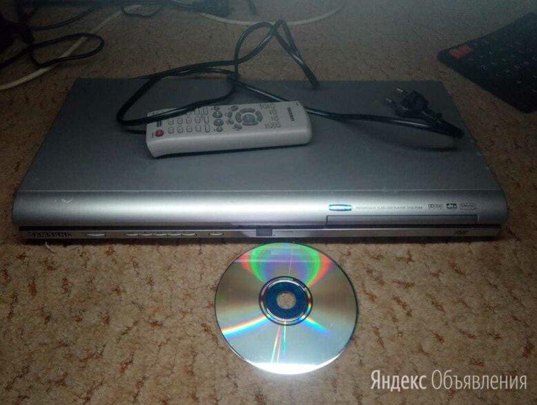 DVD плеер проигрыватель SAMSUNG по цене 1000₽ - DVD и Blu-ray плееры, фото 0