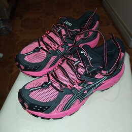 Обувь для спорта - Кроссовки asiks arctica 4 gore-tex. 39р, 0