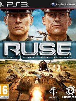 Игры для приставок и ПК - Видеоигра R.U.S.E. с поддержкой PlayStation Move…, 0