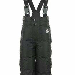 Полукомбинезоны и брюки - Новый полукомбинезон Moncler 3, 98 оригинал, 0