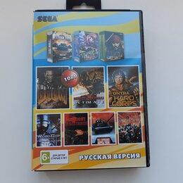 Игровые приставки - Картриджи игровым приставкам, 0