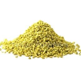 Садовые дорожки и покрытия - EPDM крошка желтый лимон, 0