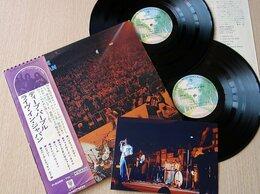 Виниловые пластинки - Deep Purple - Live in Japan (1974 Purple OBI…, 0