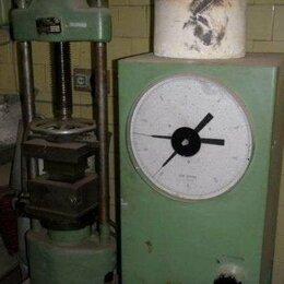 Лабораторное оборудование - Пресс испытательный П-10, 0