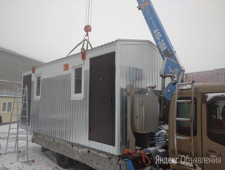 Бытовка 2 комнаты по цене 175000₽ - Готовые строения, фото 0