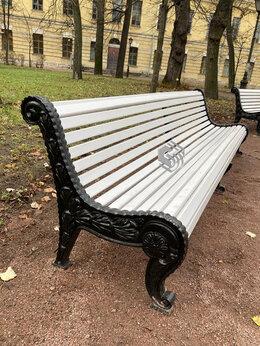 Скамейки - Скамьи парковые от производителя! , 0