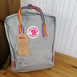 Рюкзаки - Рюкзак Kanken Classic Rainbow (Fog), 0