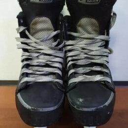Коньки - Хоккейные коньки Bauer Nike FL-14, 0