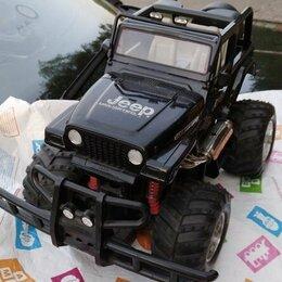 Радиоуправляемые игрушки - Радиоуправляемая модель автомобиля Jeep Wrangler, 0