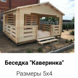 Готовые строения - Беседка для дачи Каверинка, 0