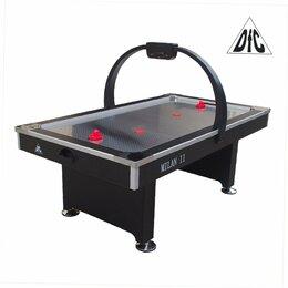 Игровые столы - Игровой стол - футбол DFC Barcelona2 складной, 0