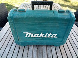 Ящики для инструментов - Кейс для инструмента makita, 0