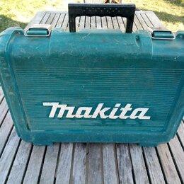 Сумки, ящики и держатели для инструментов - Кейс для инструмента makita, 0