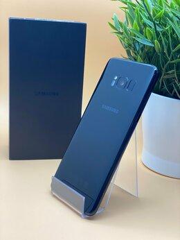 Мобильные телефоны - Samsung Galaxy S8 64GB Черный, 0