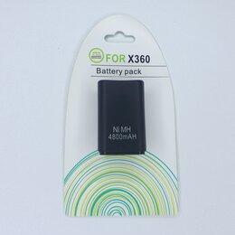 Батарейки - Аккумулятор для геймпада Х-BOX 360, 0