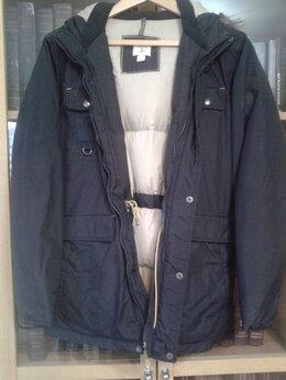 Куртки и пуховики - Куртка зимняя для мальчика 12-15 лет, 0