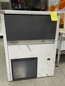 Прочее оборудование - Льдогенератор BREMA CB 316, 0