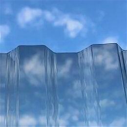 Поликарбонат - Профилированный поликарбонат прозрачный , 0