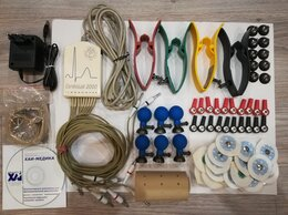 Приборы и аксессуары - Электрокардиограф CardioLab 2000, 0