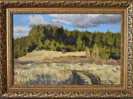Картины, постеры, гобелены, панно - Осенний пейзаж , 0