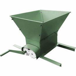 Прочее оборудование - Дробилка мех. для винограда ДВ-3,100-300кг/час, 0