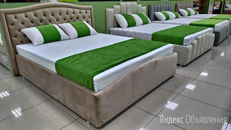 купить кровать в нижнем новгороде недорого от производителя по цене 3000₽ - Кровати, фото 0