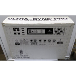 Оборудование для звукозаписывающих студий - Behringer Ultra-Dyne Pro DSP 9024, 0