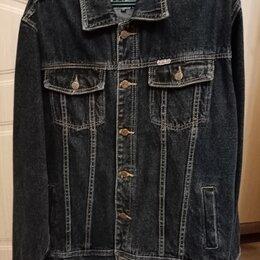 Куртки - Куртка мужская джинсовая, 0