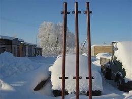 Заборы и ворота - Продаются металлические столбы Ковров, 0