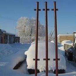 Заборы, ворота и элементы - Продаются металлические столбы Ковров, 0
