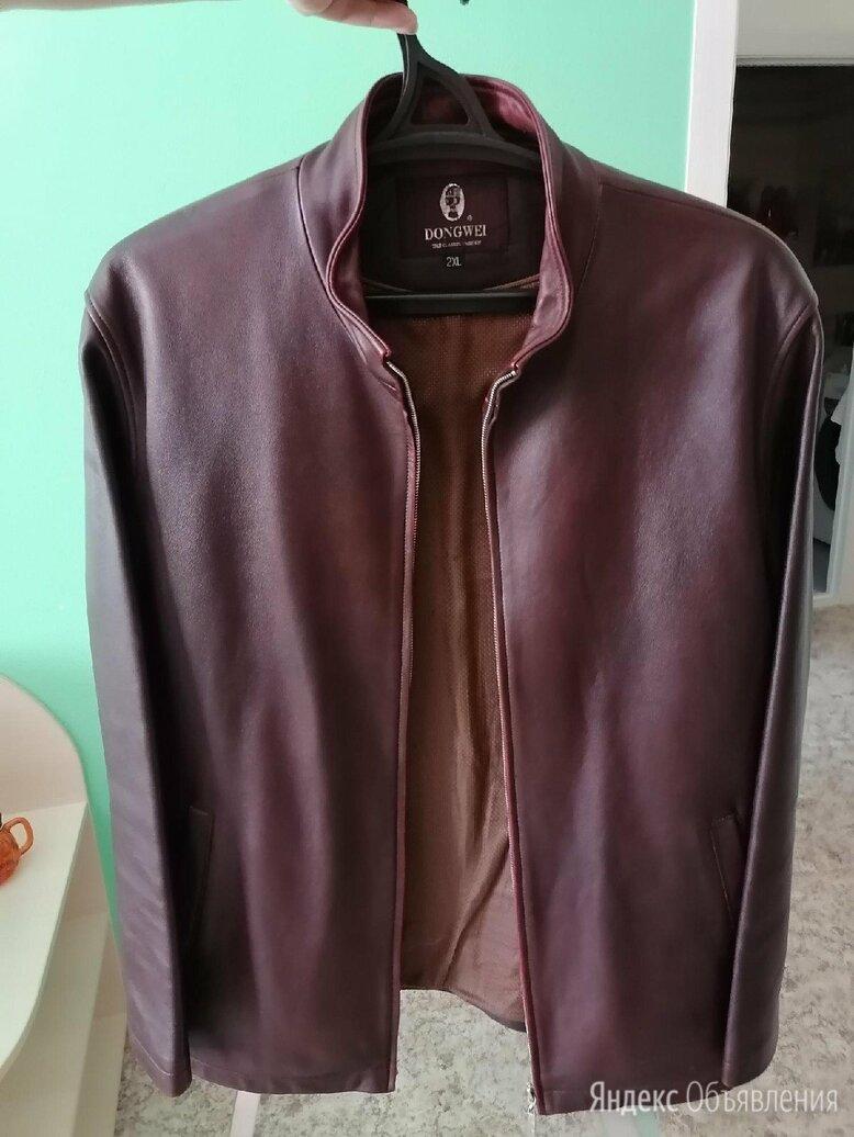 Кожаная куртка по цене 3000₽ - Куртки, фото 0