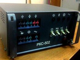 Аппараты для контактной сварки - Регулятор контактной сварки РКС-502, 0