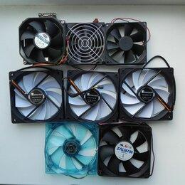 Кулеры и системы охлаждения - Корпусные вентиляторы, 0