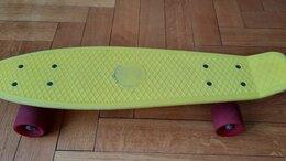 Скейтборды и лонгборды - Скейтборд (пенниборд) Oxelo, 0