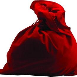 Карнавальные и театральные костюмы - Мешок Деда Мороза красный Red, 0