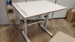 Компьютерные и письменные столы - Растущая парта и стул, 0