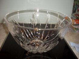 """Вазы - Хрустальная ваза д/фруктовCristal d""""Arques.Франция, 0"""