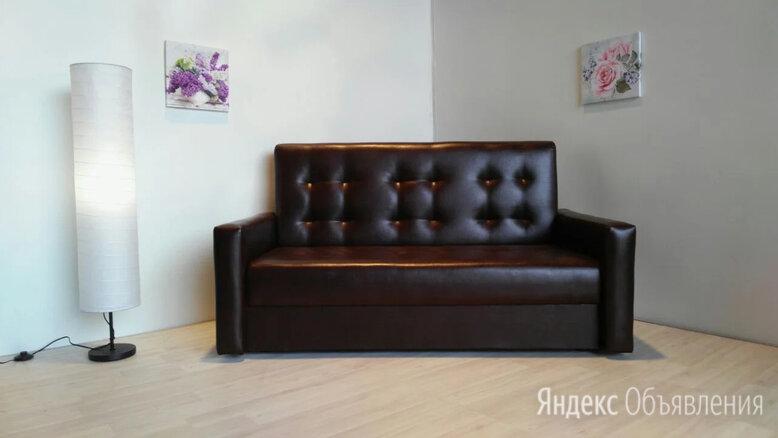 Диван офисный экокожа Аккорд по цене 8100₽ - Диваны и кушетки, фото 0