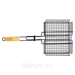 Решетки - Totem решетка-гриль антиприг. покр. глубокая 30*24*4см, 0