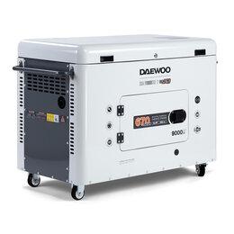 Электрогенераторы - Дизельный генератор DAEWOO DDAE 11000DSE-3, 0
