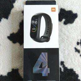 Умные часы и браслеты - Смарт браслет Xiaomi Mi Band 4 Новый, 0