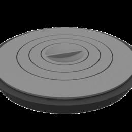 Обогреватели - ПМ-1 Комплект плиты чугунной, 0