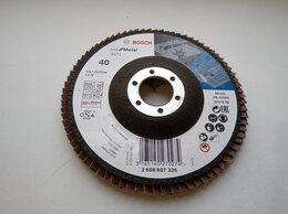 Для шлифовальных машин - Диск для УШМ (болгарки) 125 мм абразивный…, 0