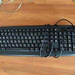 Клавиатуры - Клавиатура USB GigaByte, 0