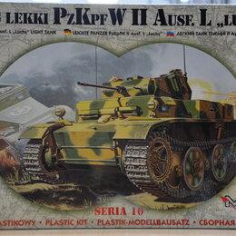 Сборные модели - Сборная модель 1\35 Танк PzKpf W II Ausf.L Luchs, 0