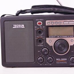 Радиотюнеры - приемник цифровой с точными настройками tecsun bcl3000, 0