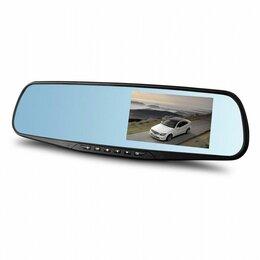 Видеорегистраторы - Видеорегистратор-зеркало Full HD 1080р, 0