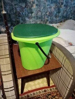 Биотуалеты - Ведро туалет, 0