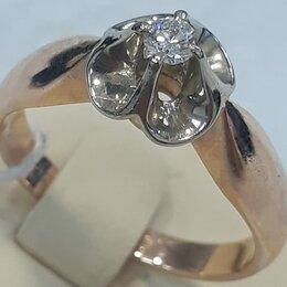 Кольца и перстни - кольцо / размер 18,5 / 5,23г / золото 583 /…, 0