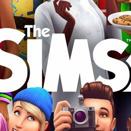Игры для приставок и ПК - Sims 4 (ReSale)[PS4, русская версия], 0